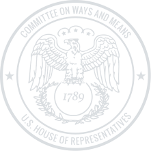 Ways and Means Committee Seal